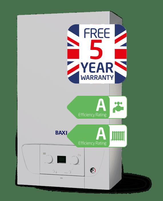 Baxi 400 Range Energy Efficient Range Medway Kent